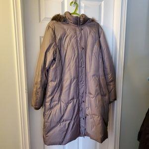 London Fog 3/4 Length Winter Coat